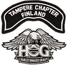 Logo Tampere Chapter Finland ry
